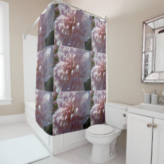Beautiful Pink Mum Shower Curtain