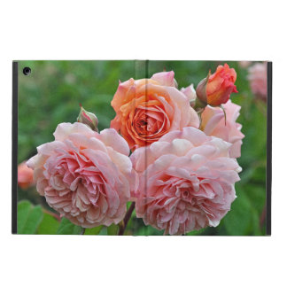 Beautiful pink roses case for iPad air