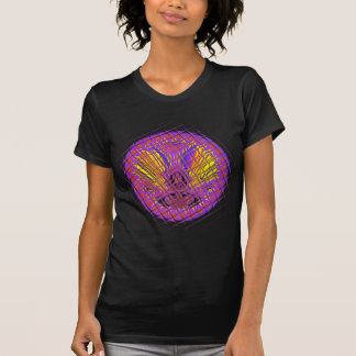 Beautiful Plum Amazing Colorful Pattern Design. T-Shirt