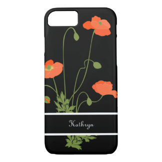 Beautiful Poppies iPhone 8/7 Case