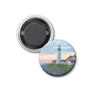 Beautiful Portland Lighthouse magnet