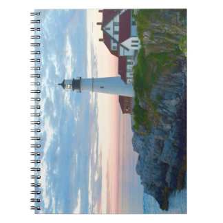 Beautiful Portland Lighthouse Notebooks