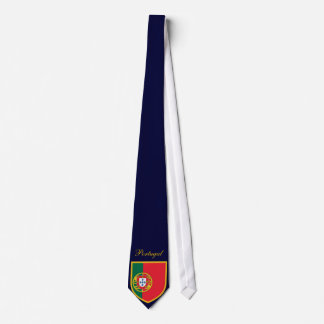 Beautiful Portugal Flag Tie