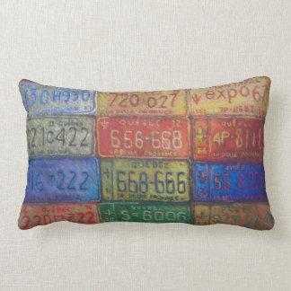 Beautiful province lumbar cushion