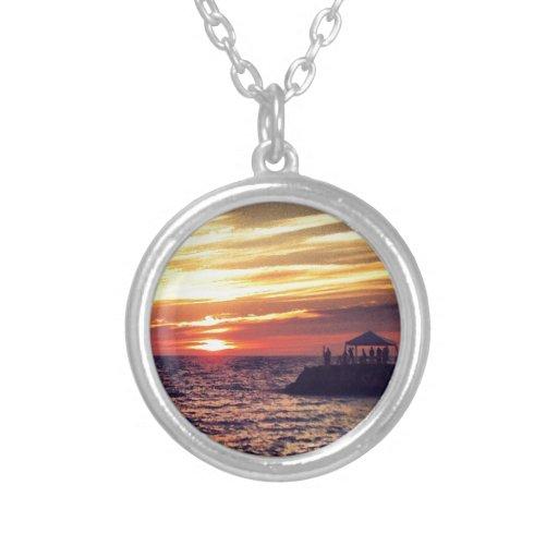 Beautiful Puerto Vallarta Sunset Jewelry