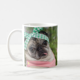 Beautiful Pug Mug by Pugs and Kisses