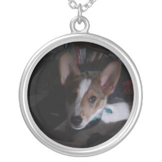 Beautiful Puppy Dog Pendant