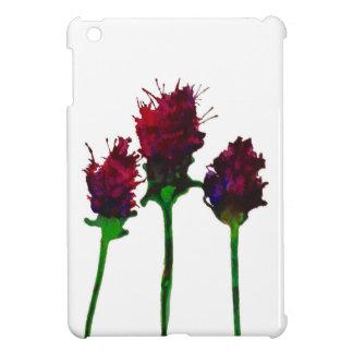 Beautiful Purple Flower Design Ipad Cover