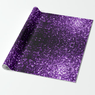 Beautiful Purple glitter sparkles v4