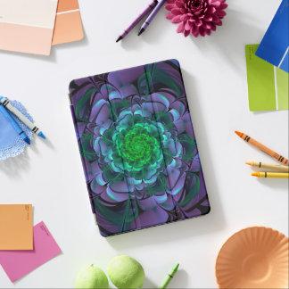 Beautiful Purple & Green Aeonium Arboreum Zwartkop iPad Air Cover