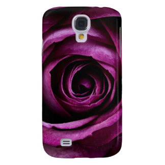 Beautiful Purple Rose Flower Petals Girly Gifts HTC Vivid Cover