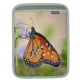 Beautiful Queen Butterfly Sleeve For iPads