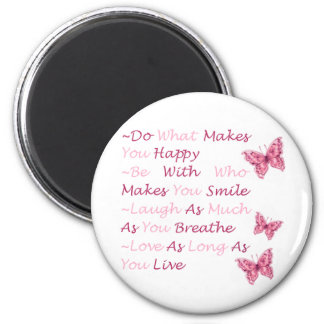Beautiful Quotes Magnet