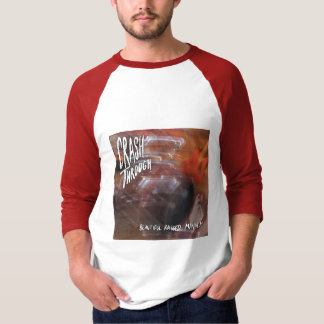 Beautiful Ragged Mayhem Artwork Baseball Shirt