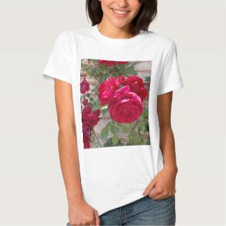 Beautiful Red Rose Tshirts