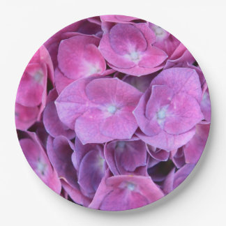 Beautiful Red Roses 9 Inch Paper Plate