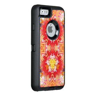 Beautiful Red Yellow Abstract OtterBox iPhone 6/6s Case