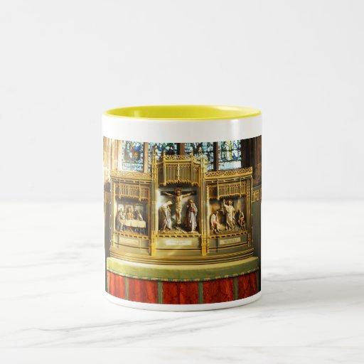 Beautiful religious scenes coffee mugs