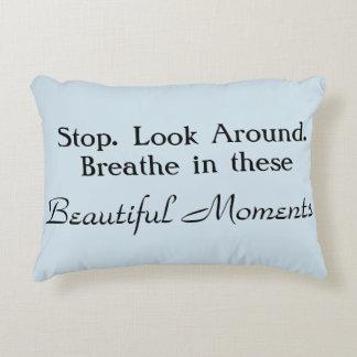 Beautiful Reminder Accent PIllow