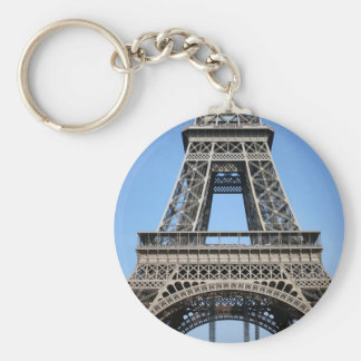 Beautiful Romantic Eiffel Tower Paris Keychains