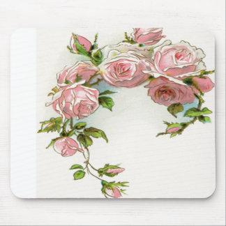 Beautiful Rose Design Mousepads