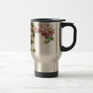 Beautiful Rose Design Mug