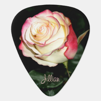 Beautiful Rose Guitar Pick