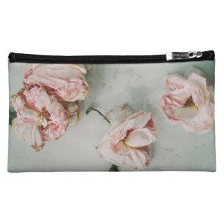 Beautiful Rose Makeup Bag