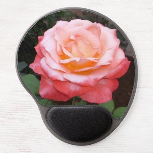 Beautiful Rose Mouse Pad Gel Mousepads
