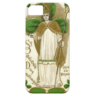 Beautiful saint patrick old poster case for the iPhone 5