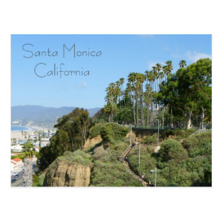 Beautiful Santa Monica Postcard! Postcard