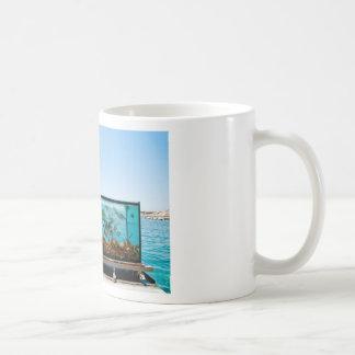 Beautiful Santorini sea view Coffee Mug