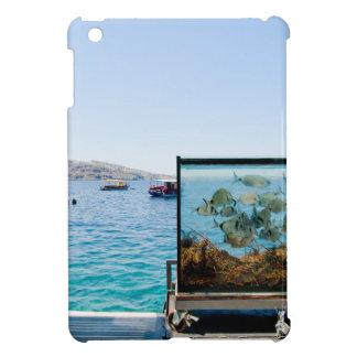 Beautiful Santorini sea view iPad Mini Cases