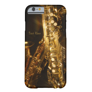 Beautiful Saxaphone iPhone 6 case Barely There iPhone 6 Case