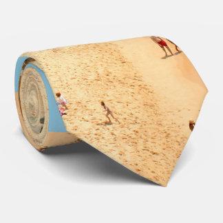 beautiful scenery of  cliff beach tie