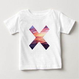 Beautiful Scenery X sign Baby T-Shirt