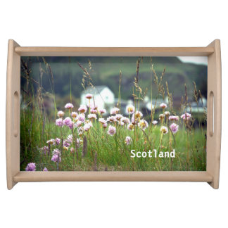 Beautiful Scenic Scottish Landscape Picturesque Serving Trays