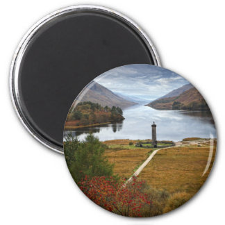Beautiful Scotland Magnet