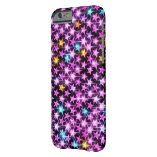 beautiful shiny stars barely there iPhone 6 case