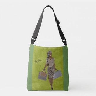 Beautiful Sistas-Gone Shopping-Cross Body Bag