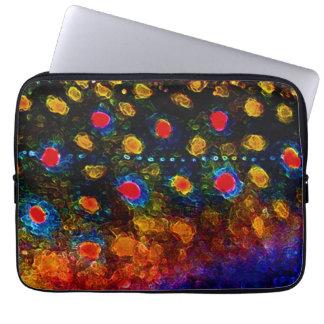 Beautiful Skin, Brook Trout Laptop Sleeves