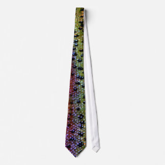 """Beautiful Skin, Rainbow Bronze"" Tie"