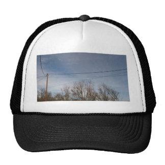 Beautiful sky cap