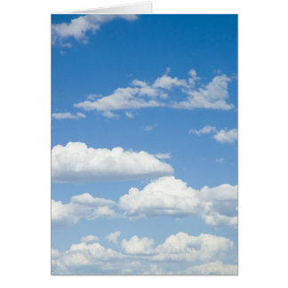 Beautiful Sky Card