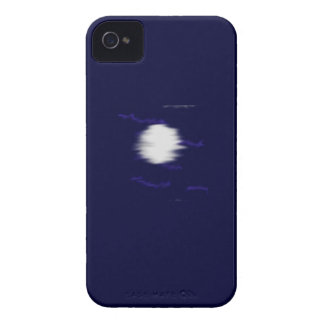 Beautiful Sky Moon lanscape Case iPhone 4 Cases