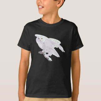 Beautiful Snowy Owl Shirt
