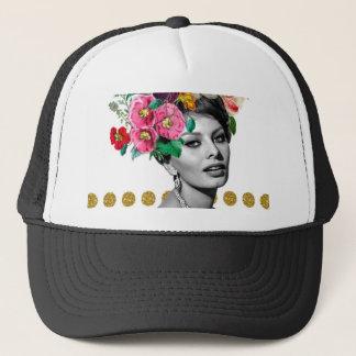 Beautiful Sophia Trucker Hat