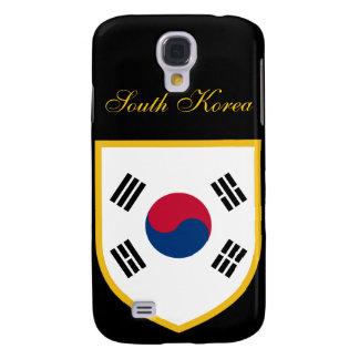 Beautiful South Korea Flag Galaxy S4 Cases