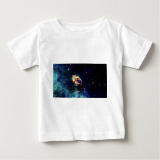 Beautiful Space Nebula Baby T-Shirt