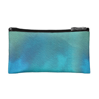 Beautiful Spring Abstract Watercolors Cosmetic Bag